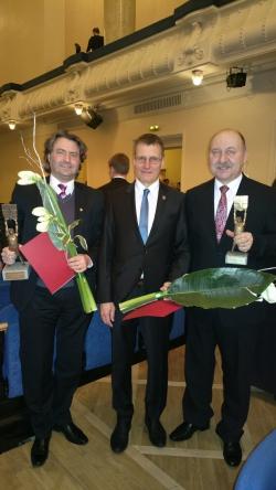 Holmer 2014 laureaadid selgunud