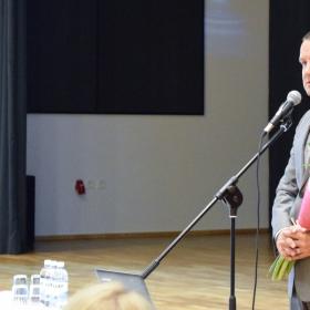 Rae vallavalitsuse haridusvaldkonna abivallavanem Jens Vendel