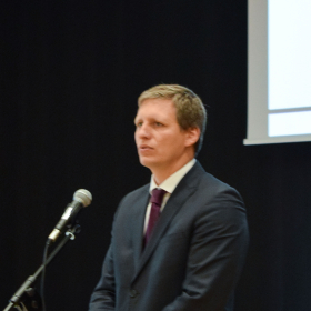 HOL juhatuse esimees Kaupo Rätsepp