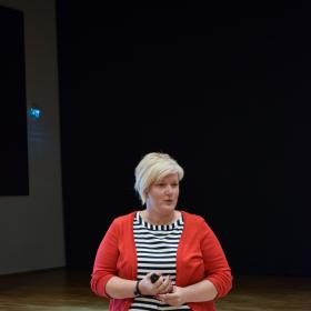 SA Innove testide keskuse välishindamise vald- konnajuht  Regina Multram