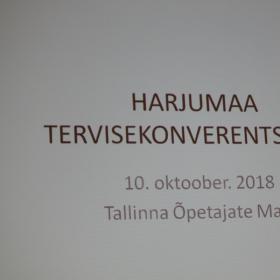 Tervisekonverents 2018