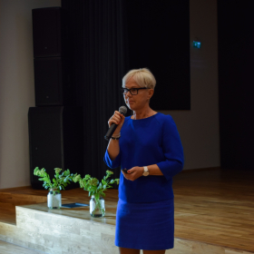 SA Innove Põhja-Eesti Rajaleidja keskuse juhataja Urve Sellenberg