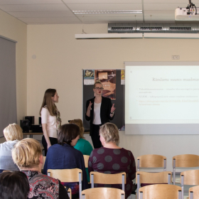 Hariduse infopäev 2018 Muraste koolis