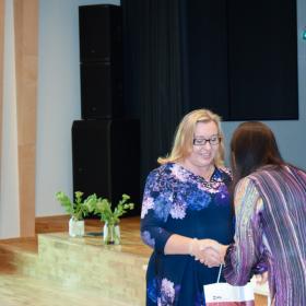 Tabasalu Teelahkme Lasteaia juht Anneli Laamann